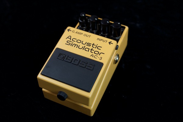 Boss ac3 guitar pedal 1